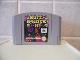 BUST-A-MOVE ARCADE 2 NINTENDO 64 - Nintendo 64