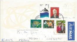 Jp AUSTRALIA  2013. AIR MAIL PAR AVION Cover Sent To France - Covers & Documents
