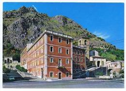 SORA ( FROSINONE ) SEMINARIO VESCOVILE INTERDIOCESIANO  - ACQUERELLATA -  EDIZ. MARCONI 1976 - N.405 - Italia