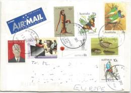 Jp AUSTRALIA  2013. AIR MAIL PAR AVION Cover Sent To France - 2010-... Elizabeth II