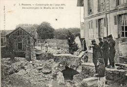 20.  MAMERS - Catastrophe Du 7 Juin 1904 - Mamers