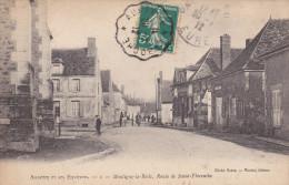 Montigny La Resle Route De Saint Florentin Auxerre Et Ses Environs - France