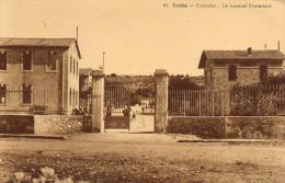 20.  CETTE - Le Lazaret Protestant - Sete (Cette)