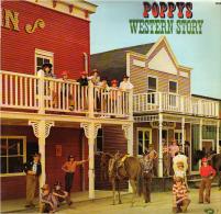 * LP *  POPPYS - WESTERN STORY (France 1973) - Disco, Pop