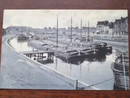 Vue Sur Le Canal ( 110 ? ) Anno 19?? ( Zie Foto Voor Details ) !! - Dunkerque