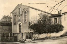 20.  ANDUZE - Chapelle Méthodiste - Anduze