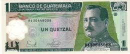 Guatemala P.109 1 Queztal 2006  Unc - Guatemala