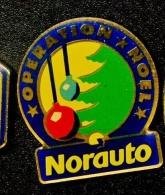 """ NORAUTO ""  Opération Noel   No Pg5 - Pins"