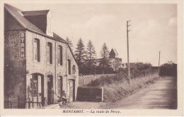 MONTABOT LA ROUTE DE PERCY - Other Municipalities