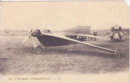 L'Aeroplane L'Esnault-Pelterie- - ....-1914: Precursori