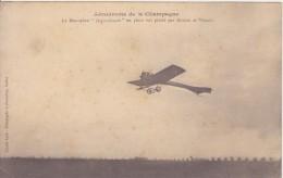 Aerodrome De La Champagne - ....-1914: Precursori