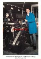 CPM  Frank Khaled élève Imprimeur Au Lycée Alfred Costes De Bobigny 1989 - Bobigny
