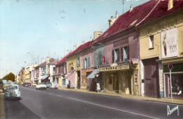 Cpsm ANTONY (hts De Seine) Avenue Aristide Briand, Commerces, Automobiles, (40.07) - Antony