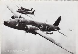 CPSM. WW2. AVION  VICKER WELLINGTON. BOMBARDIER BIMOTEUR BRITANIQUE SECONDE GUERRE MONDIALE - 1939-1945: 2. Weltkrieg