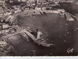 St-Servan.. Belle Vue Aérienne.. Le Port.. La Tour Solidor - Saint Servan