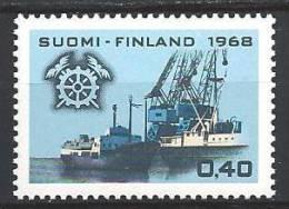 Finlande 1968 N°618 Chambre De Commerce