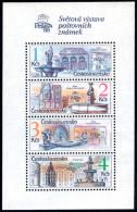 TCHECOSLOVAQUIE BF 78B FONTAINES - Czechoslovakia