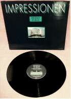 LP Dave Carin / Eric Van Ohl - Fantasy In Blue  -  LP MÖBEL ERBE WOHNWELT 2000  -  Jahr : Ca. 1982 - Sonstige - Englische Musik