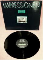 LP Dave Carin / Eric Van Ohl - Fantasy In Blue  -  LP MÖBEL ERBE WOHNWELT 2000  -  Jahr : Ca. 1982 - Vinyl-Schallplatten
