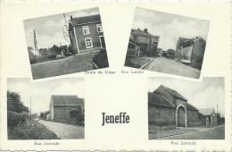 Jeneffe - 4 Petites Vues ( Voir Verso ) - Havelange