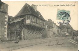 PERIGUEUX ( Dordogne ) -  ANCIEN MOULIN DE SAINT-FRONT -  1906 - Périgueux