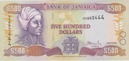 JAMAICA - 100 DOLLARS 2004 UNCIRCULATED - P 80 - Jamaique