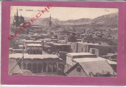 DAMAS .-  Vue Générale - Syria