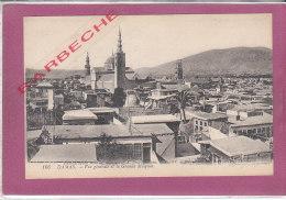 DAMAS .- Vue Générale Et La Grande Mosquée - Syria
