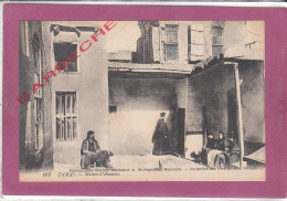 DAMAS .-  Maison D' Ananias - Syria