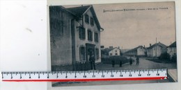 88 LAVELINE DEVANT BRUYERES  Rue De La Vologne  CARTE RARE  D883 0714 - France