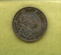 (EST AFRICAIN) - ½ Shilling 1948 - Monnaies