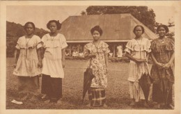 JEUNES ELEVES DES SOEURS D APIA  ILES SAMOA     /////     REF 3238 - Samoa