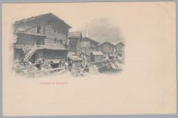 VS ZERMATT Ungebraucht Chalets Foto J.J.#1340 - VS Valais