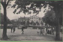 35 SAINT-SERVAN - Place Constantine - Saint Servan