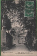 35 SAINT-SERVAN - Descente à La Plage Des Fours à Chaux - Saint Servan