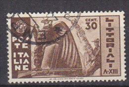PGL CD491 - ITALIA REGNO SASSONE N°378 - 1900-44 Vittorio Emanuele III