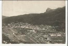 81224 FERROVIA E TRENI A NARVIK  1951 NORGE NORVEGIA - Norway