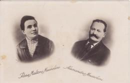 Rosa Maltoni - Alessandro Mussolini - Personaggi Storici