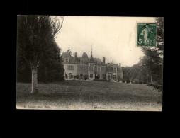 41 - DHUIZON - Château - France