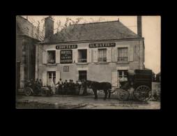 41 - DHUIZON - Hôtel Blavette - Diligence - Tacot - - France