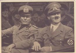 Mussolini - Hitler - Personaggi Storici