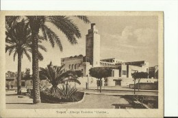 LYB2   --  TRIPOLI  -- HOTEL  --   ALBERGO TURISTICO ,, UADDAN ,, - Libyen