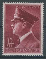 Deutsches Reich Michel Nr. 813 x ** postfrisch