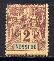 NOSSI-BE - N° 28* - TYPE GROUPE - Neufs
