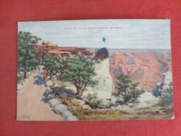 Arizona> Grand Canyon Hotel El Tovar   ref  1386