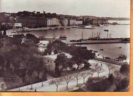 Croatia 1965 Y Traveled Postcard Pula Panoramic View - Croatie