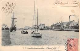 14 - Courseulles-sur-Mer - Le Bassin à Flot - Sonstige Gemeinden