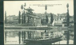 N°20  - ANGOULEME PORT D'EMBARQUEMENT DES CANONS DE LA FONDERIE DE RUELLE - EAC154 - Angouleme