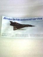 ARMEE DE L� AIR - AVION MILITAIRE / petite Brochure aviation