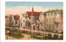 METZ - MOSELLE - AVENUE MARECHEL FOCH - Metz